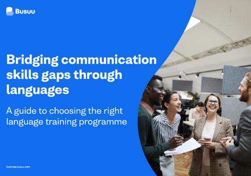 Bridging communication skills gaps